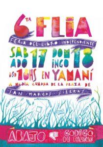 Feria del Libro independiente en San Marcos Sierras