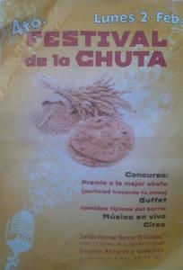 Festival de la Chuta