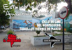 afiche plaza america joven