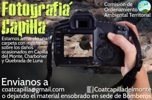 fotografiá Capilla