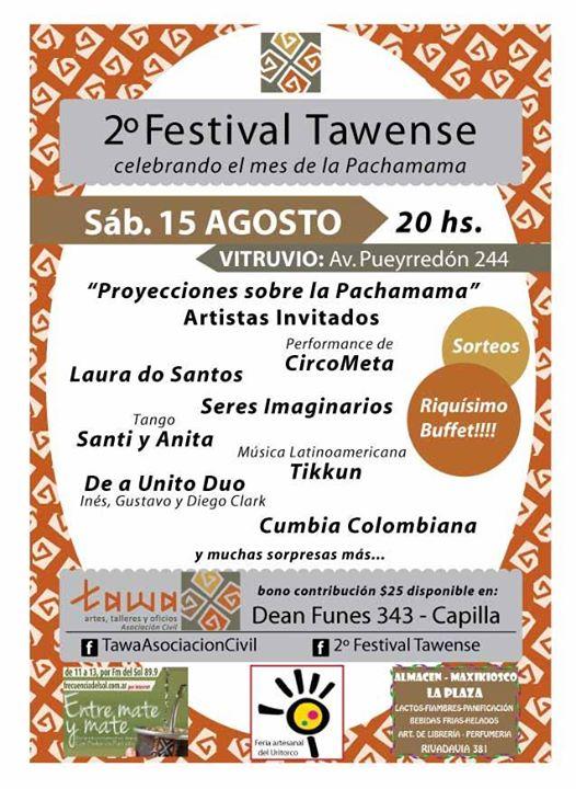 festival tawense