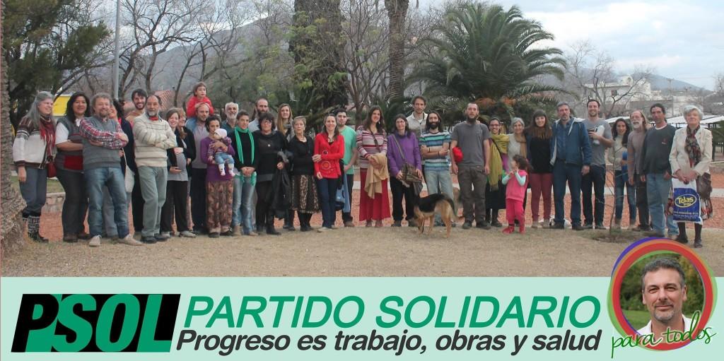 Partido Solidario - Capilla del Monte