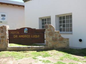 Hospital Américo Luqui