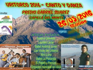Uritorco 2016 festival