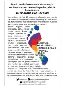 panfleto 21 de abril