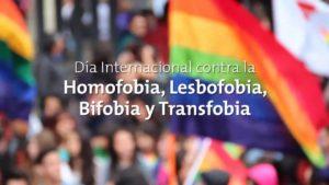 contra la transhomofobia