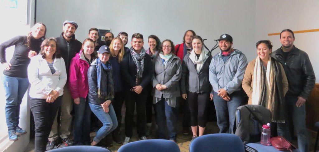 estudiantes ohio visitan viarava