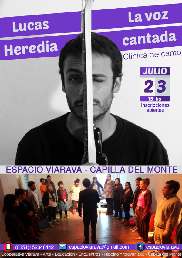 Lucas Heredia en EV 2 comp