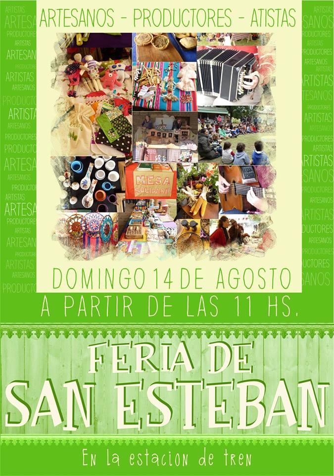 Feria de san esteban