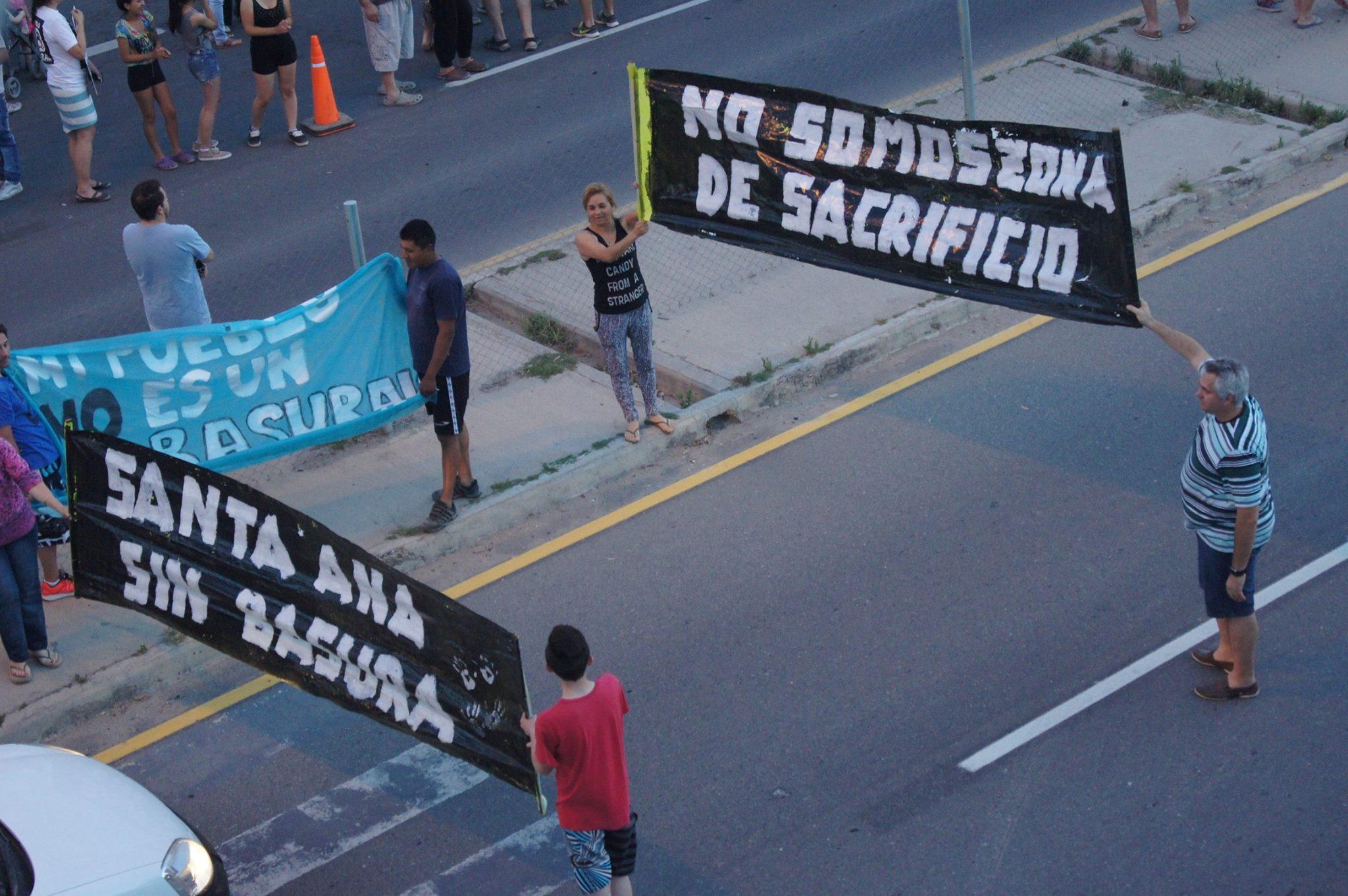 Fotografía: Prensa Santa Ana Sin Basura